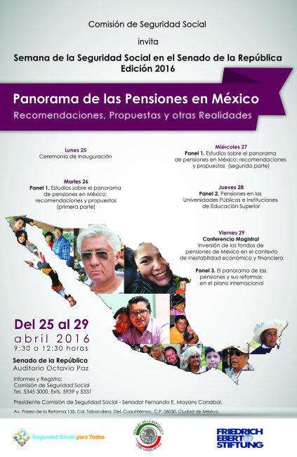 Semana Nacional de la Seguridad Social 2016